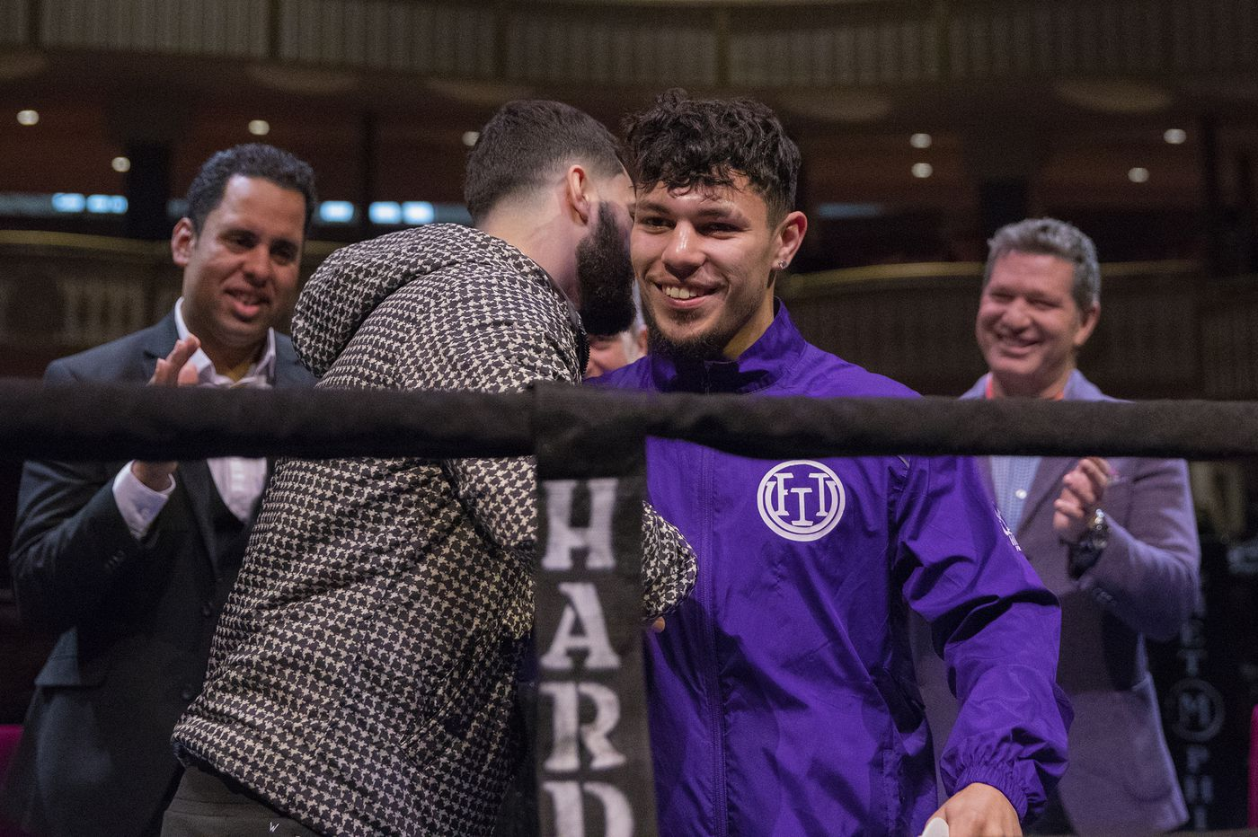 Philly lightweight Jeremy Cuevas finds edge in boxing through lifelong piano playing