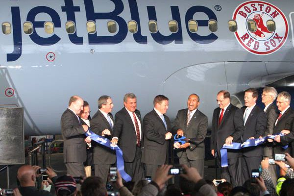 JetBlue to challenge US Airways on busy Philly-Boston route