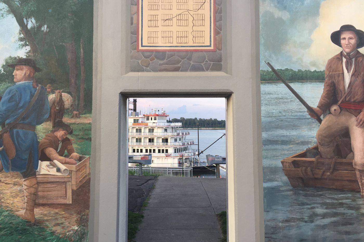 Why visit Kentucky's Paducah? Because artists, preservationists, and foodies think you should