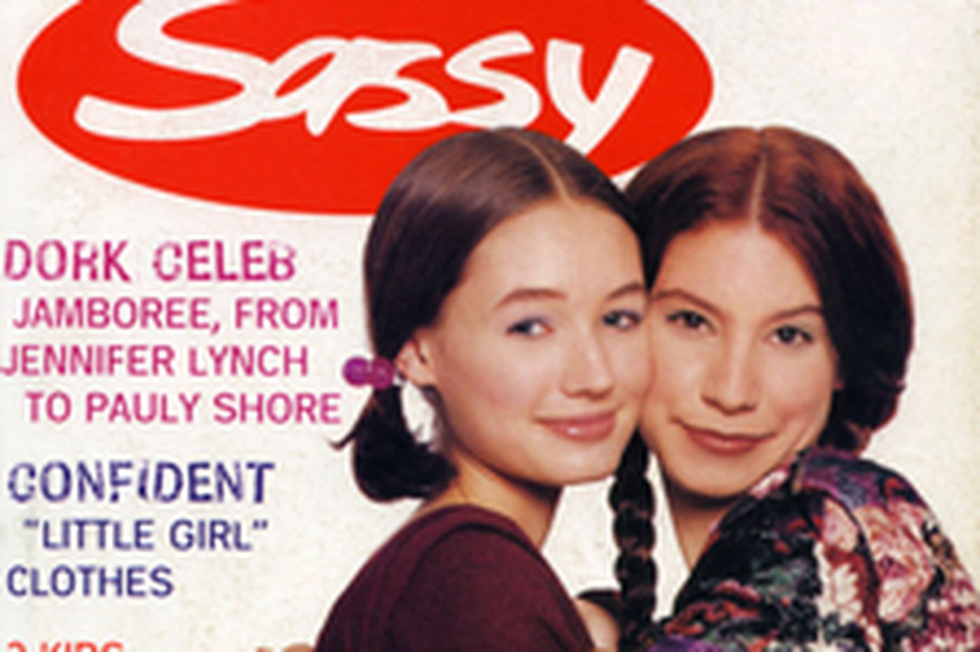 The short, but lasting life of teen magazine Sassy