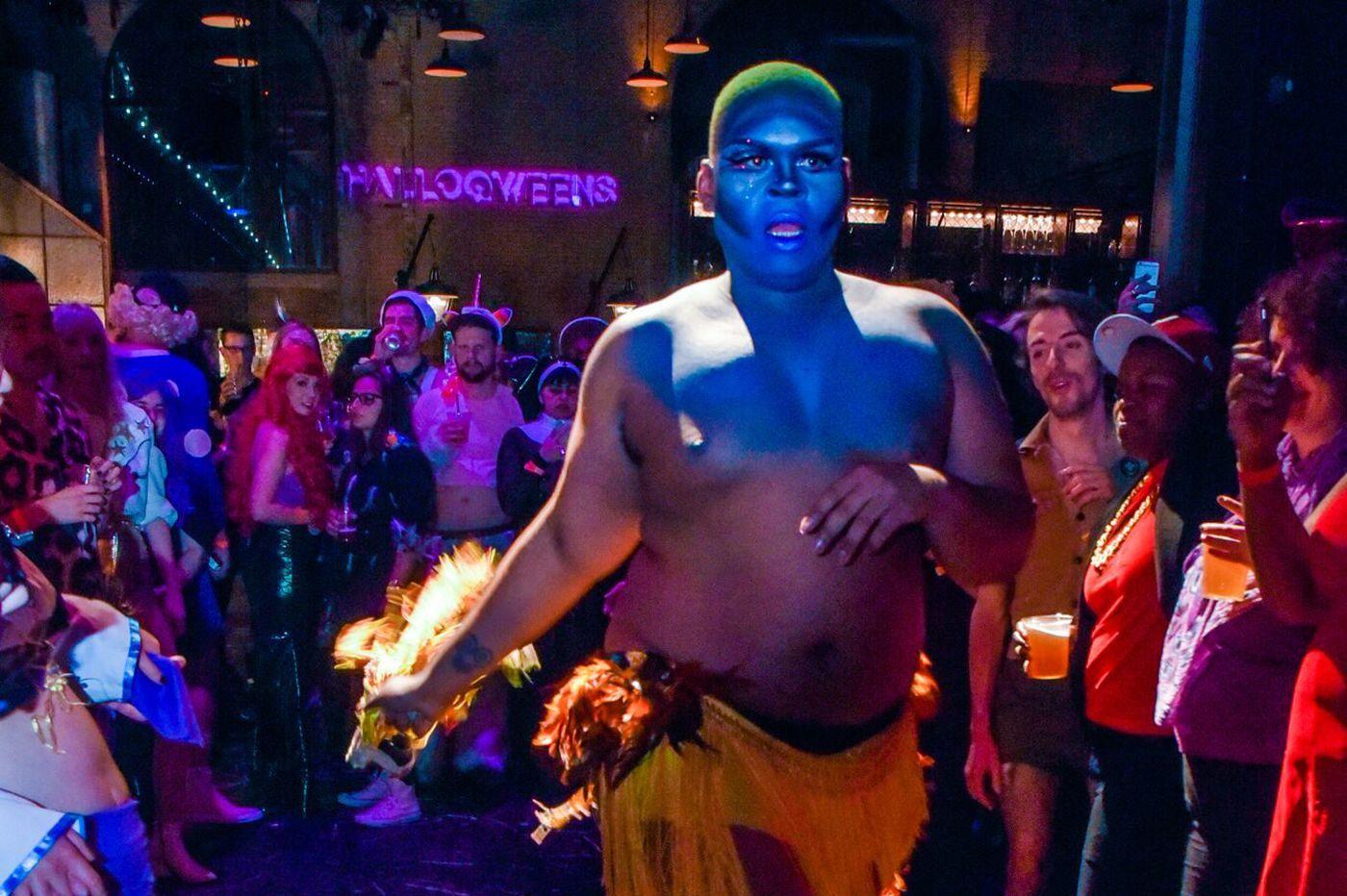 'We deserve more': LGBTQ+ party Halloqweens goes big at FringeArts