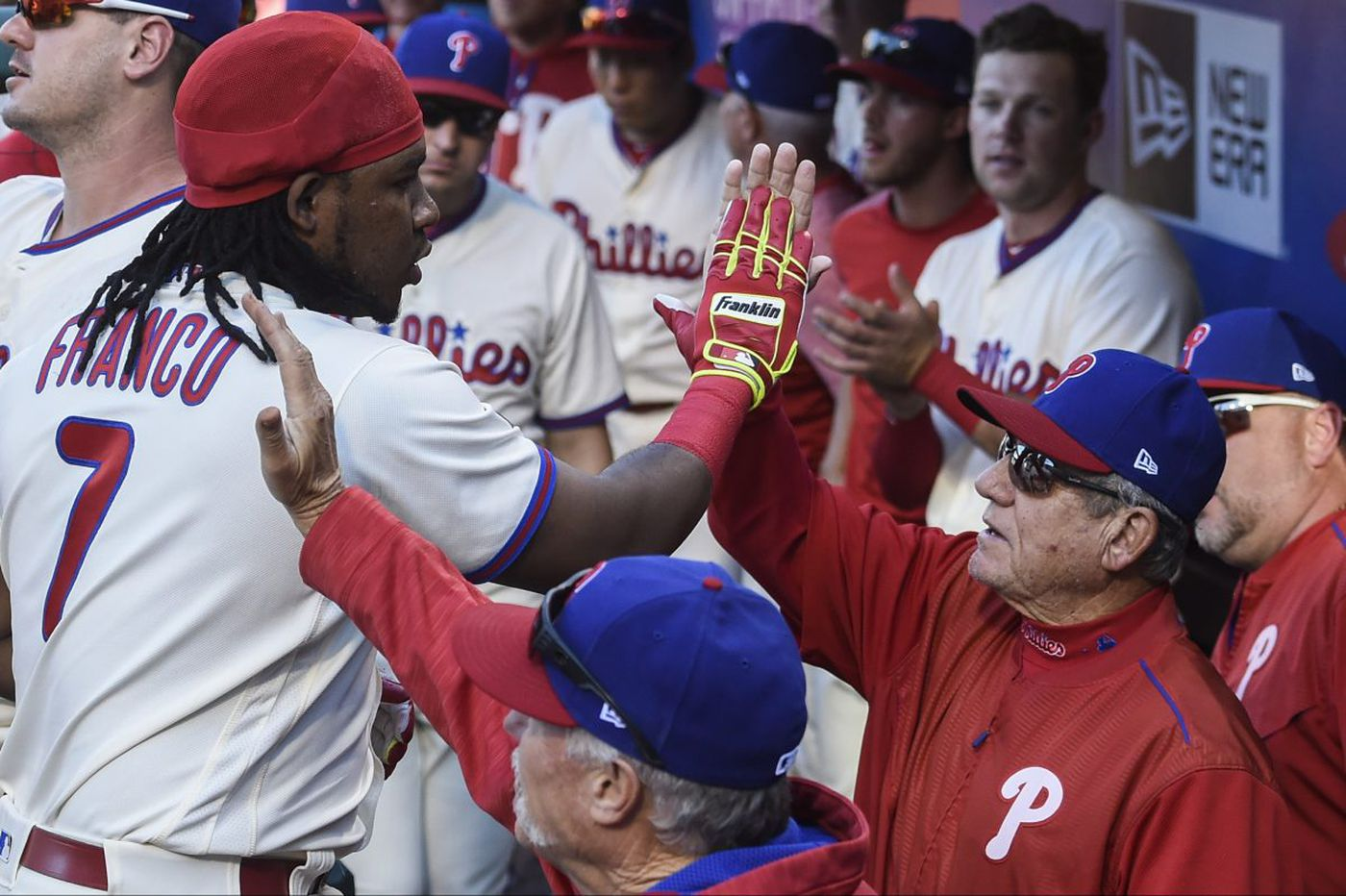 Source: Phillies want Larry Bowa to remain with organization