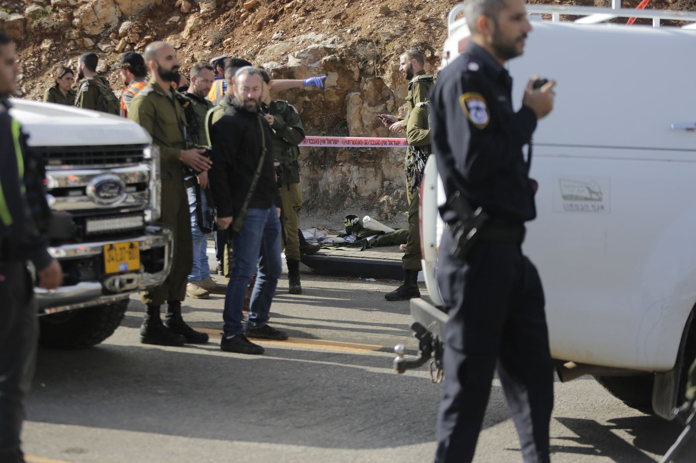 Israel launches West Bank crackdown after Palestinian attack