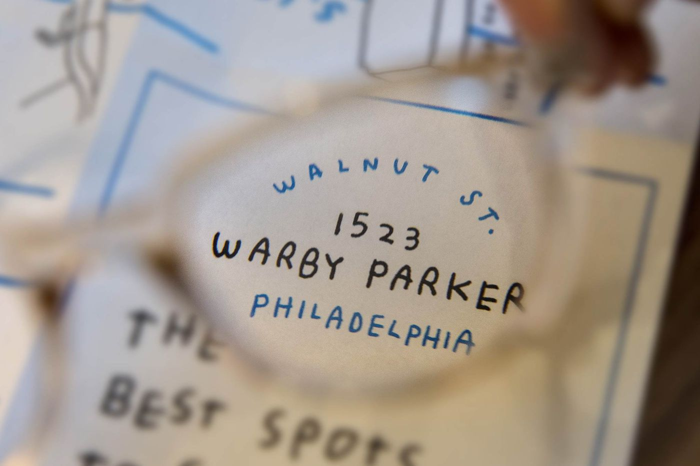 Warby Parker alerts customers to cyber data breach