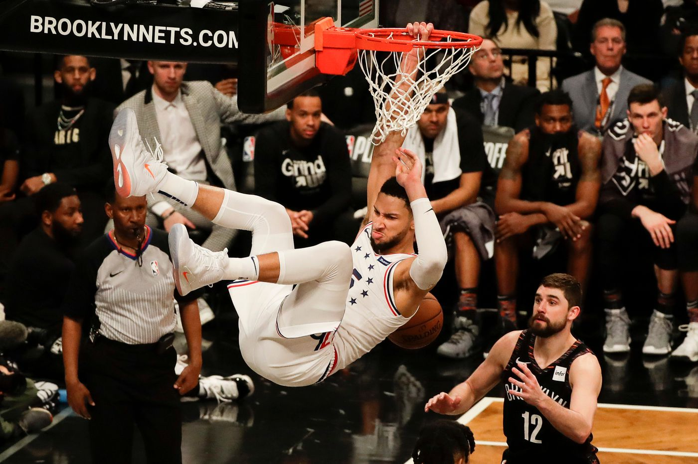 Ben Simmons delivered Sixers a big, beautiful Game 3 win over Nets in NBA playoffs | Mike Sielski