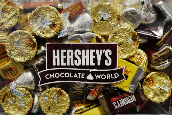 Hershey Foods Corp. 'shocked' that its candy may be tainted by slave labor