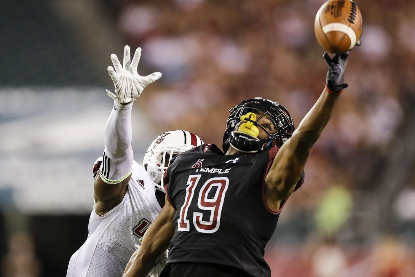 Owls receivers looking for more consistency