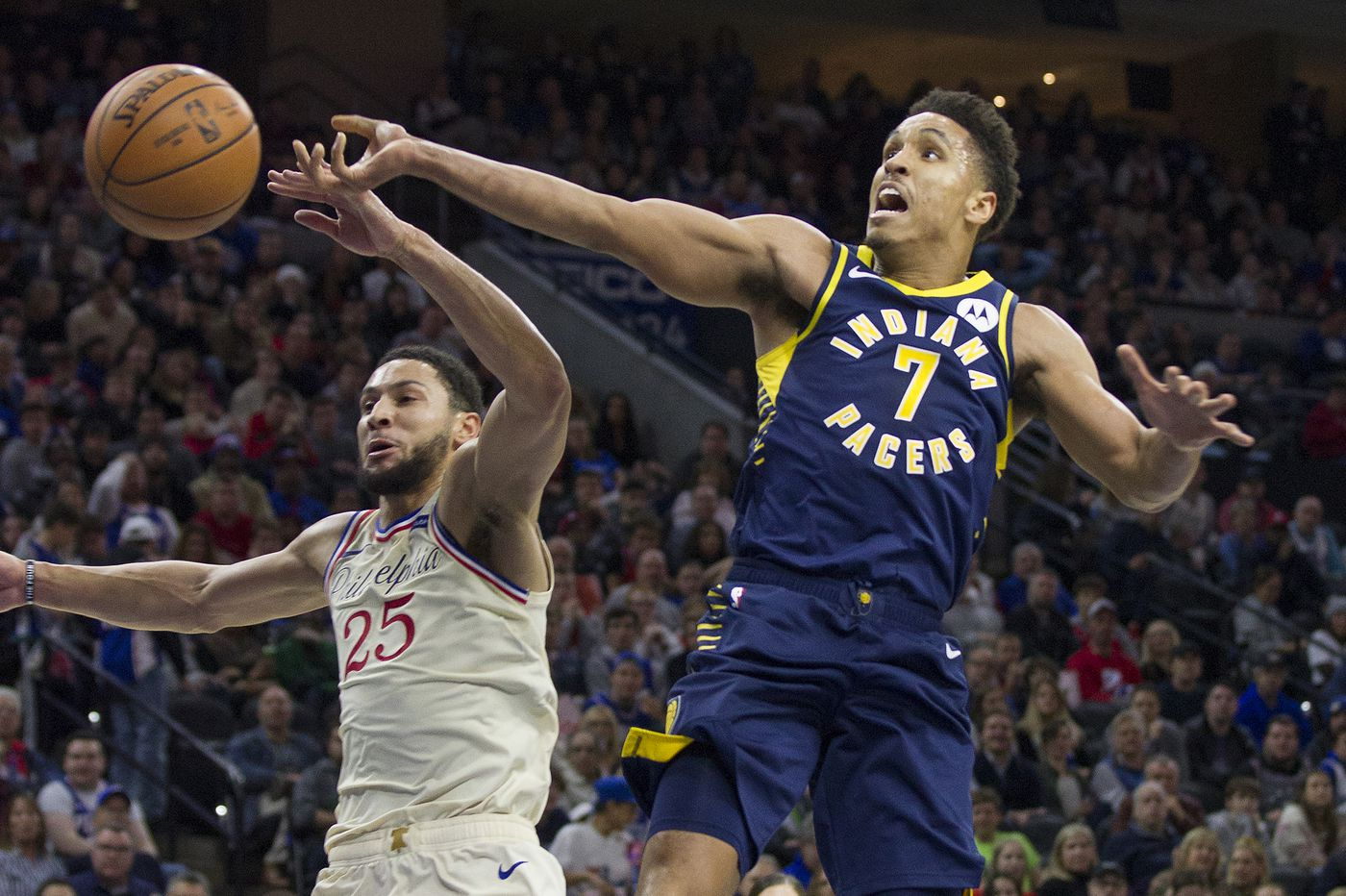 Sixers to resume NBA season against Indiana Pacers on Aug. 1 in Orlando