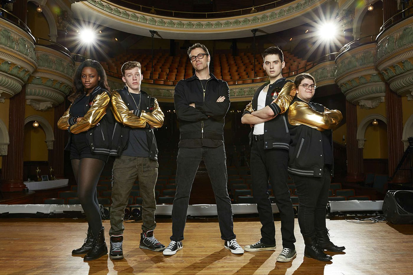 Cherry Hill high school stars in Lifetime's a cappella reality show