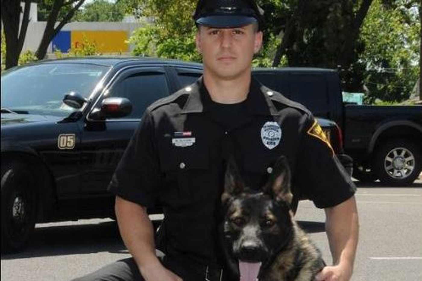 A stop for a cup of coffee at a South Jersey convenience store ended in an attack by a police dog. Now there's a federal lawsuit