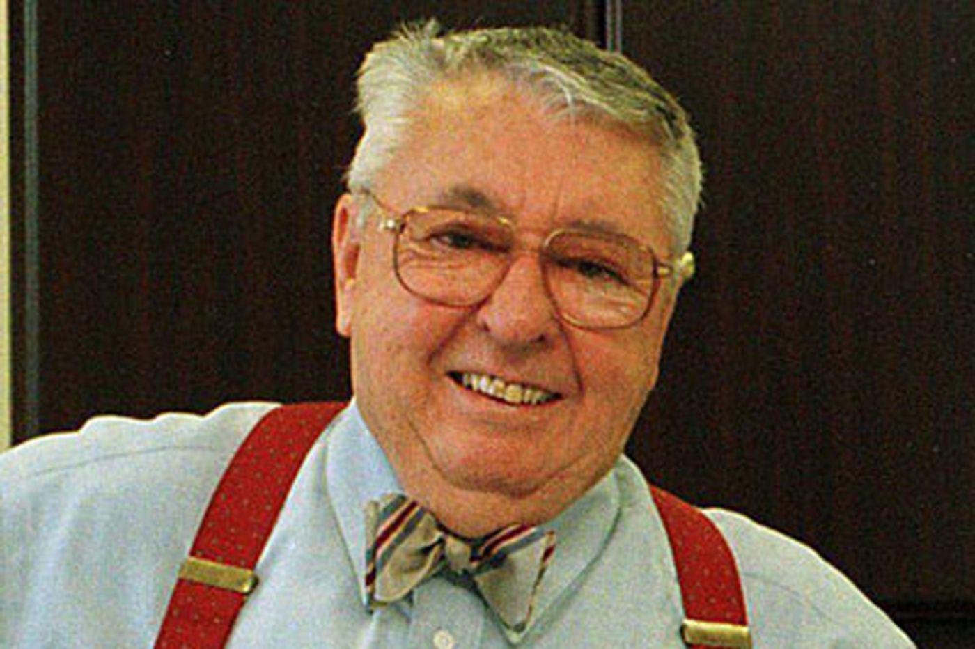 John Fortin, 89; ran chemical company