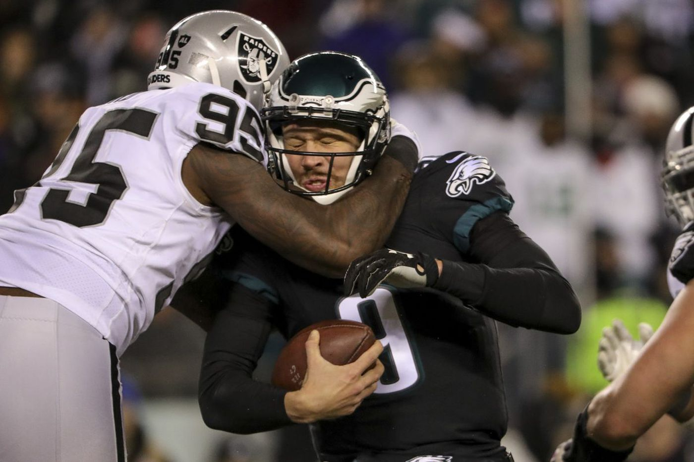 Concern about Nick Foles' readiness for the playoffs could mean Eagles QB plays against Dallas
