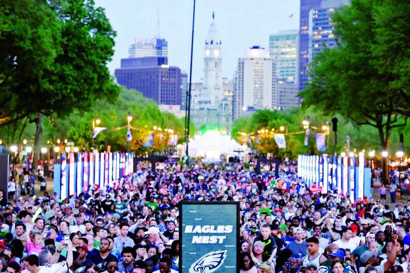 Dallas to host 2018 NFL draft after one year in Philadelphia
