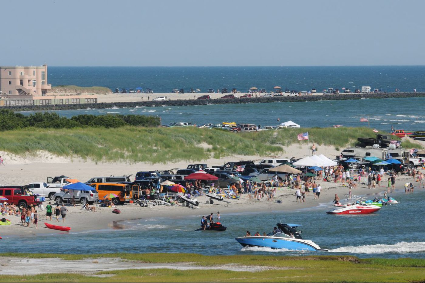 Down the Shore, lesser-known beach spots with some surprising perks