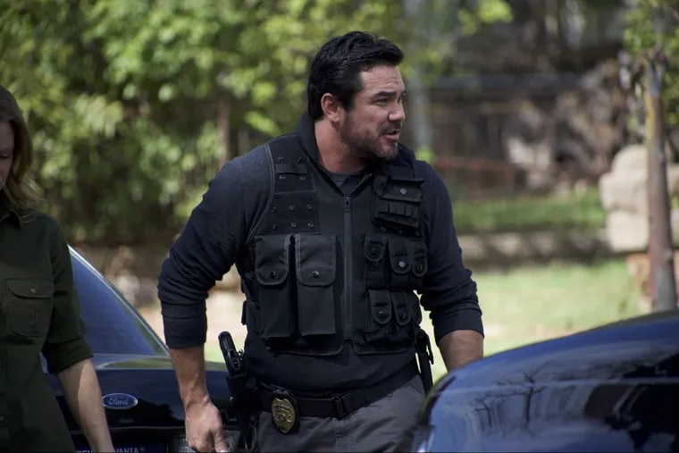 Dean Cain as Detective James Woods in 'Gosnell'