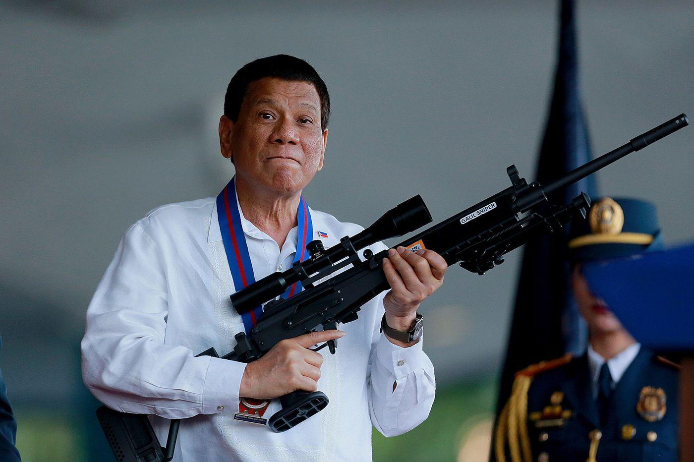 Rodrigo Duterte says Philippines can survive without America