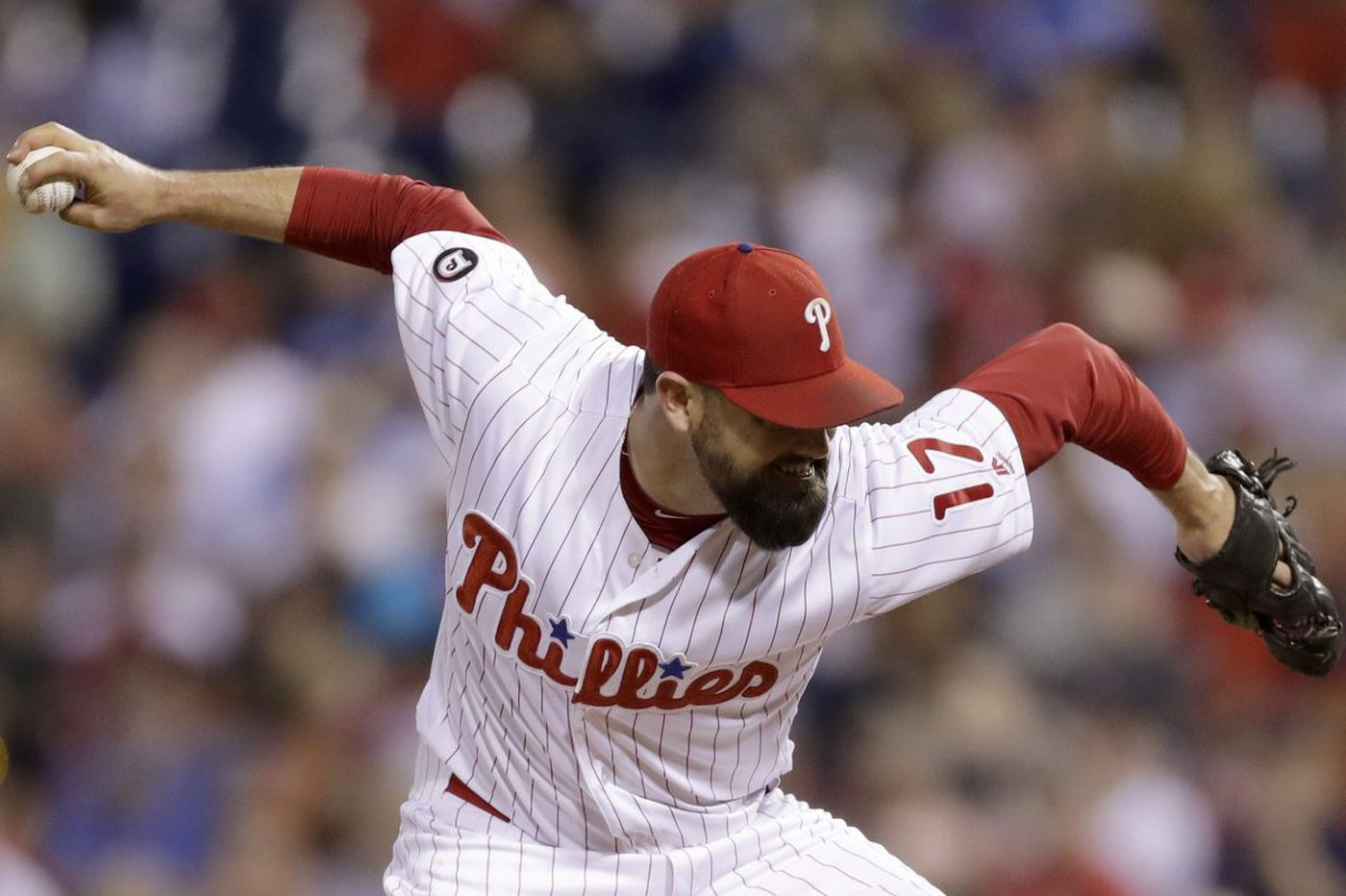 Phillies close to signing Pat Neshek to two-year deal