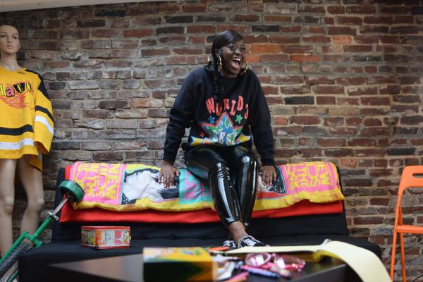 Why hip-hop fans are falling in love with North Philly rapper Tierra Whack