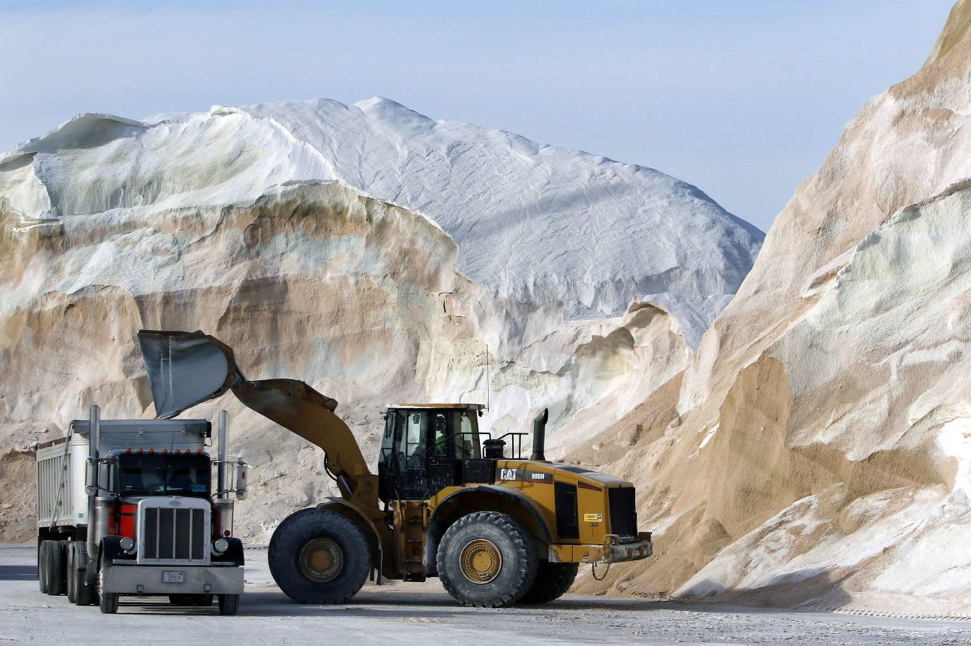 Is all this road salt messing with our circadian rhythms?