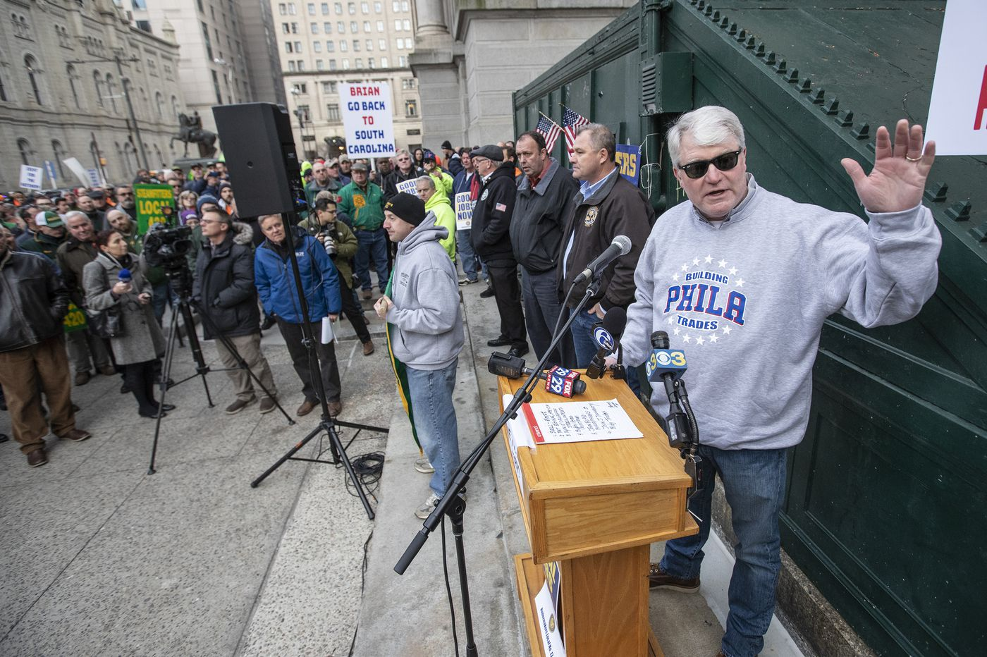 L&I fight: Labor says Philly has been too easy on 'underground' employers who build without permits