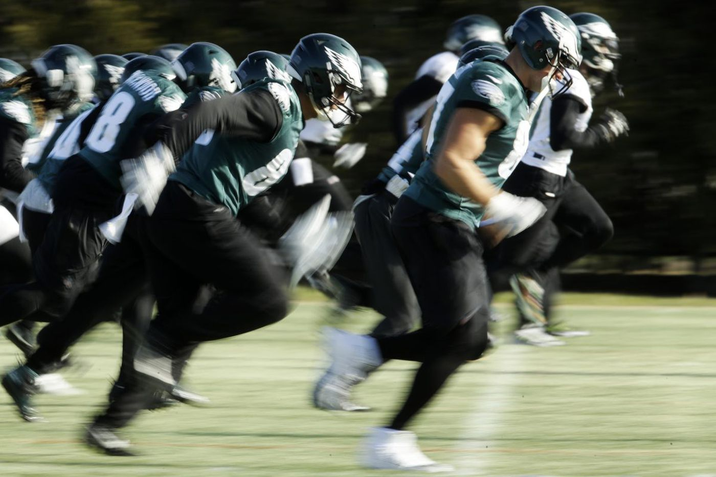 Eagles to hold physical postseason practices: 'This is something that the players want' | Early Birds