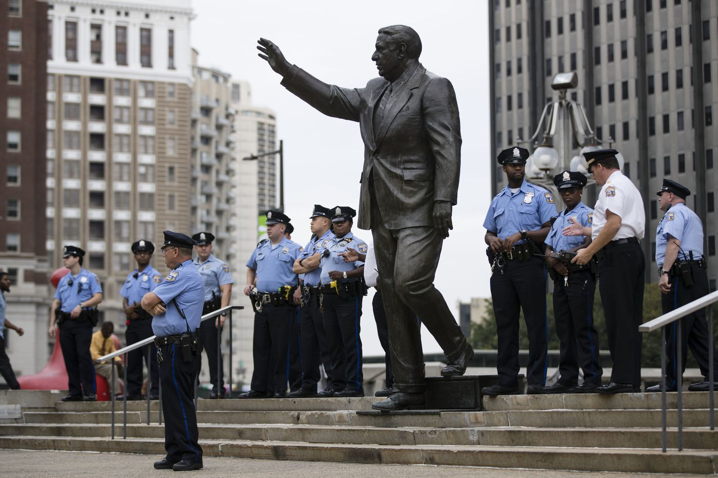 The Rizzo statue? It's staying put until after Kenney's 2019 reelection campaign | Clout