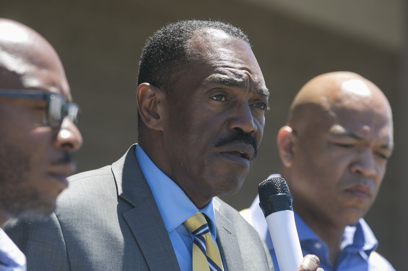 Philly NAACP leader didn't disclose his paid gig lobbying for Kenney's soda tax | Clout