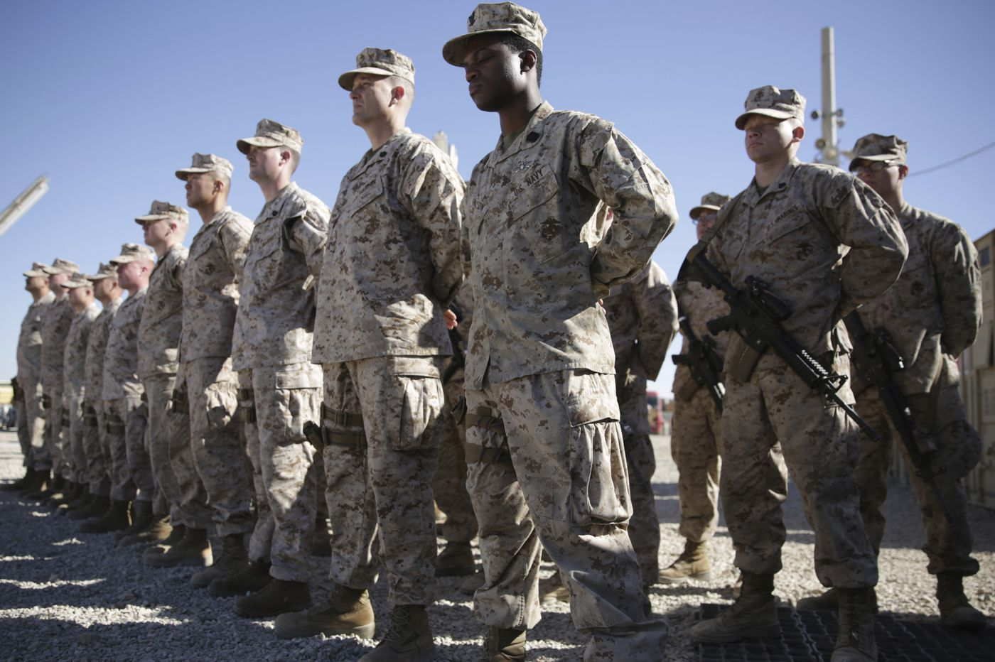 Officials: Pentagon planning troop pullout from Afghanistan