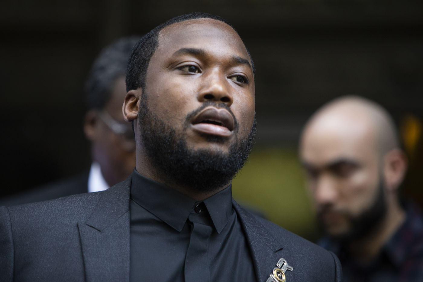Meek Mill's decade of legal woes: Prison, probation, and a clash with a judge