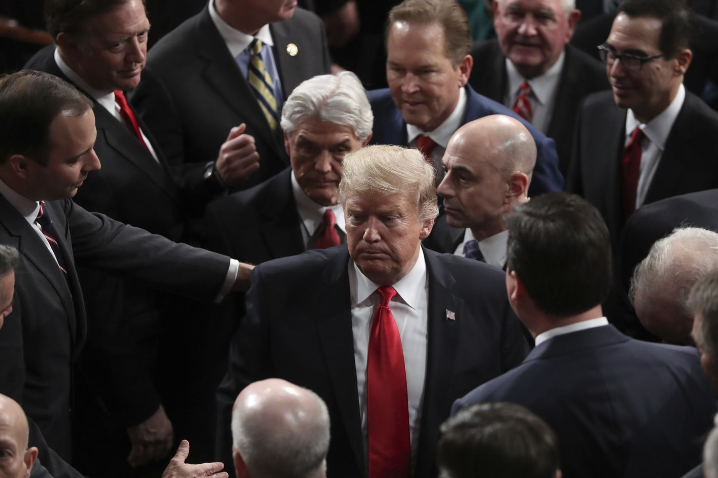 Why Trump downplayed foreign policy in State of Union | Trudy Rubin