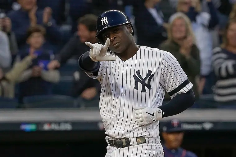 The Phillies reached agreement Tuesday on a one-year contract with shortstop Didi Gregorius.