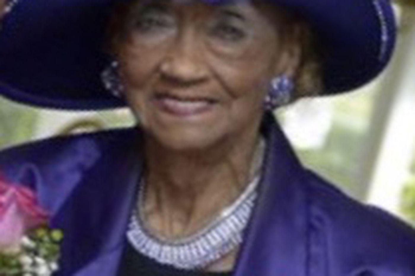Audrey R. Johnson-Thornton, 93; led Belmont Mansion restoration