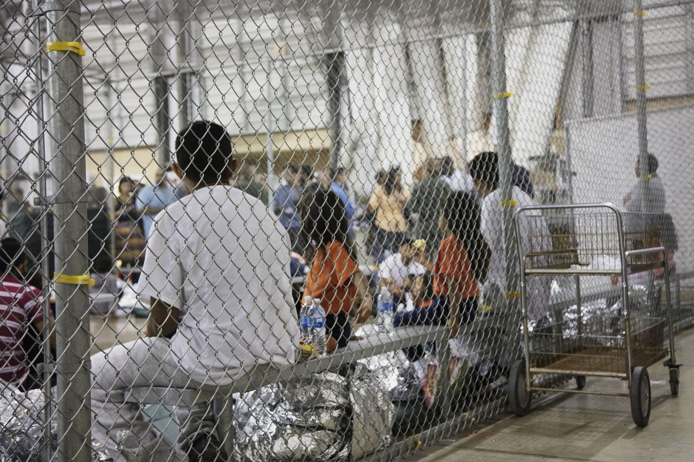 Inhumane detention of children at the border is nothing new -- and it must end now | Editorial