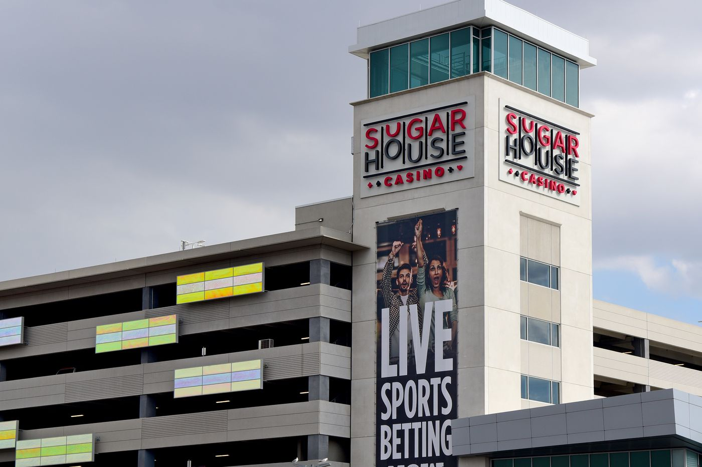 SugarHouse becomes first Pennsylvania casino to launch internet sports betting