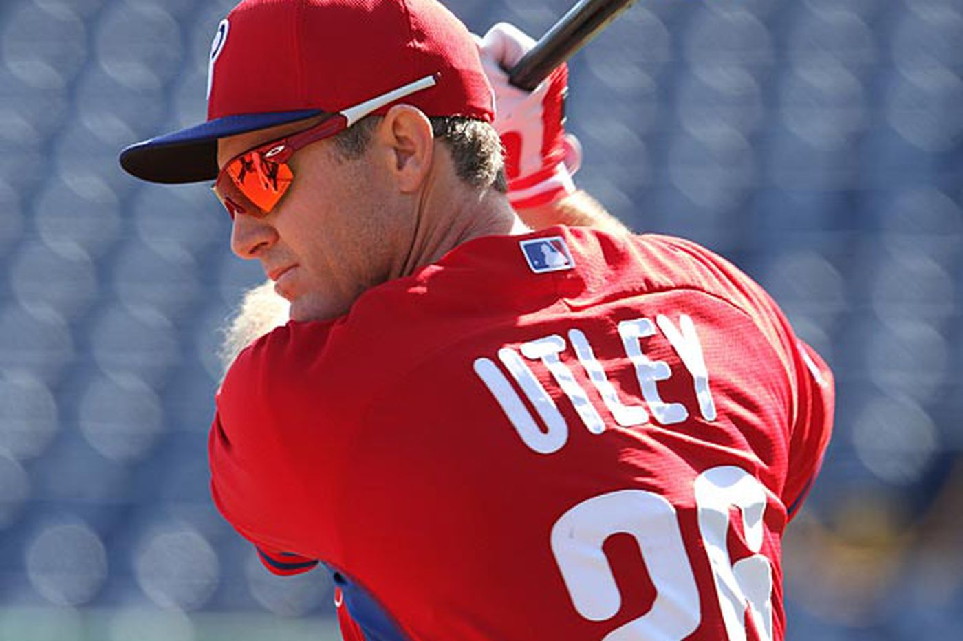 Utley battles age, injuries but remains a Phillies mainstay