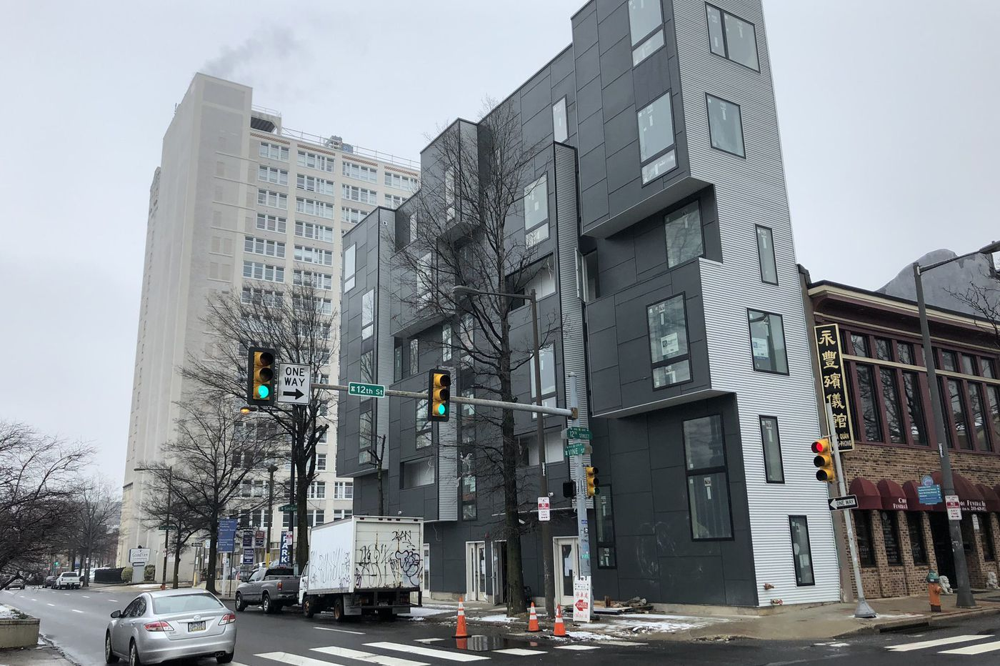 This could be the skinniest new apartment building in Philadelphia | Inga Saffron