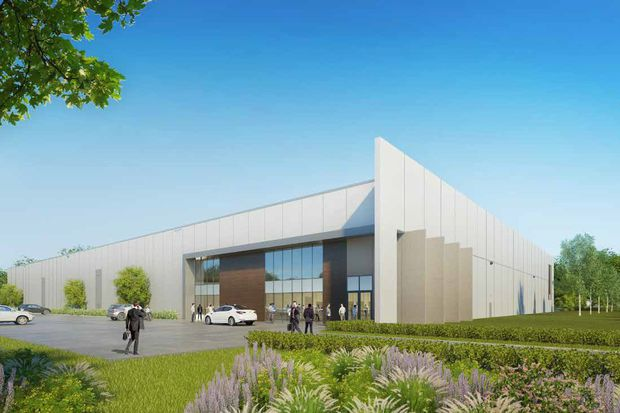 City-owned land under contract in Northeast Philly for latest speculative warehouse project