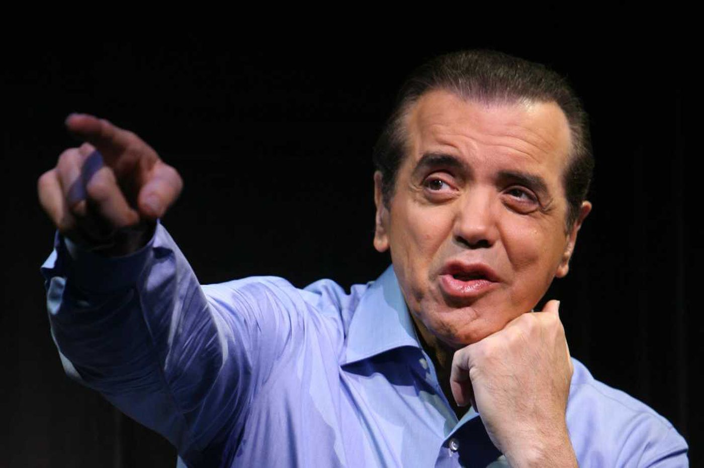 Q&A: Chazz Palminteri and 'A Bronx Tale' come to Golden Nugget