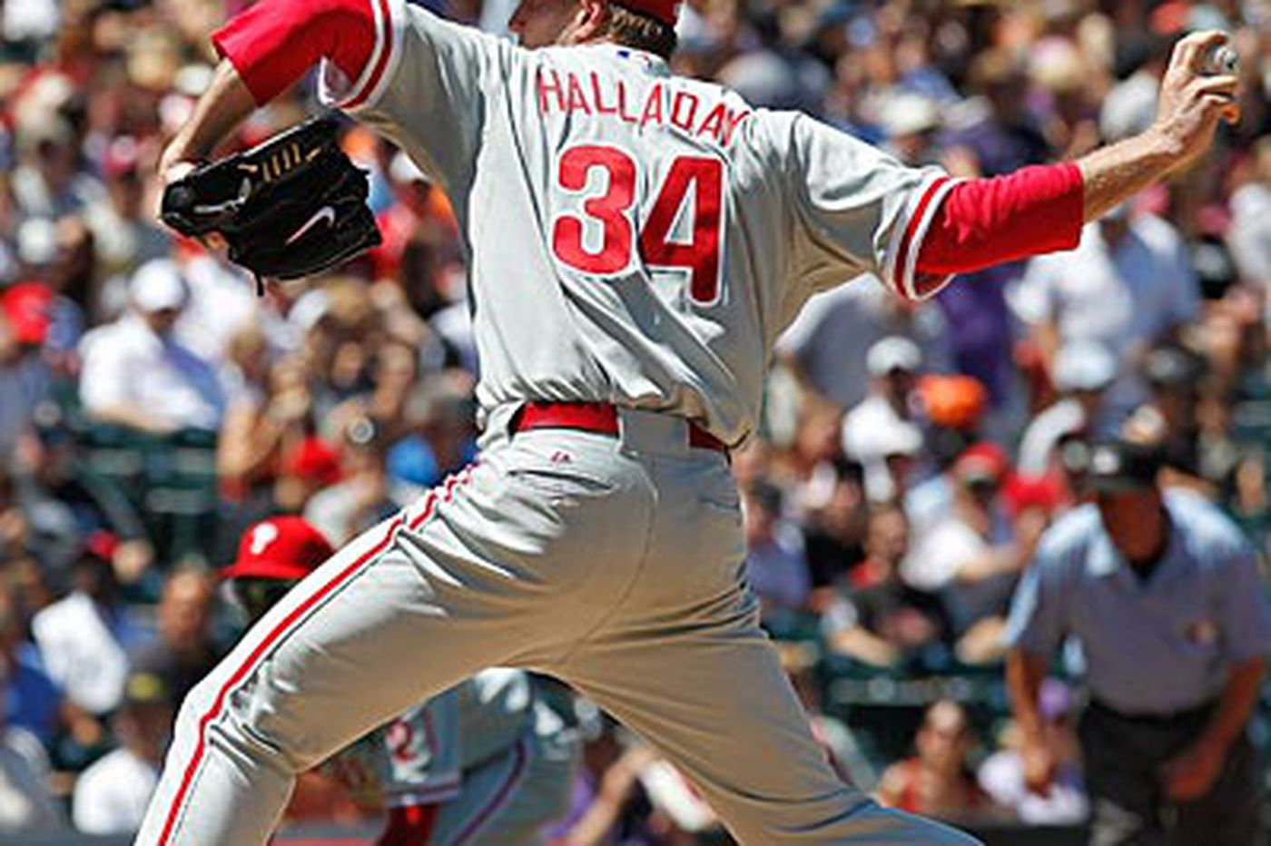 Halladay: Playoffs are series that count