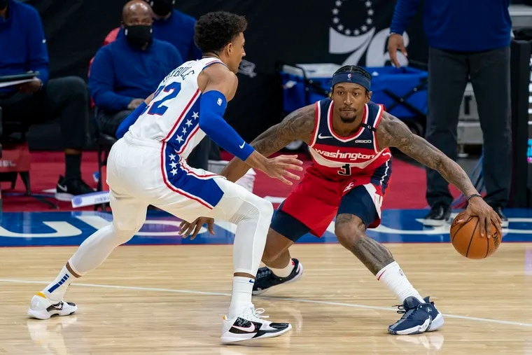 The Sixers' perimeter defense needs improvement after struggling against opposing guards in the early going.