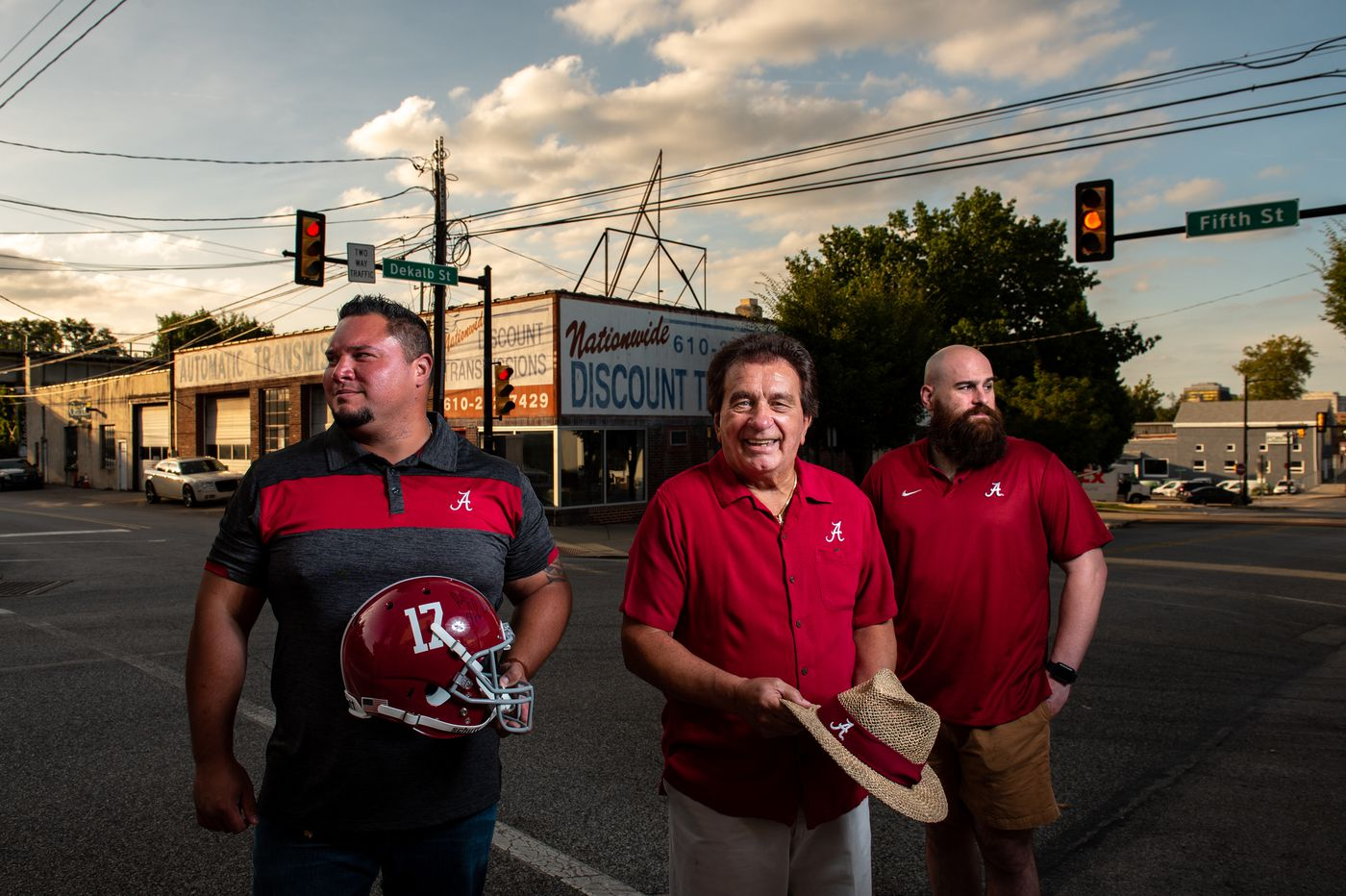 After 50 years, this Bridgeport club is still giving Alabama football - and others - a boost | Mike Sielski