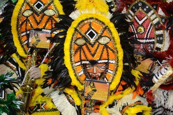 An inclusive Mummers message to ring in 2017