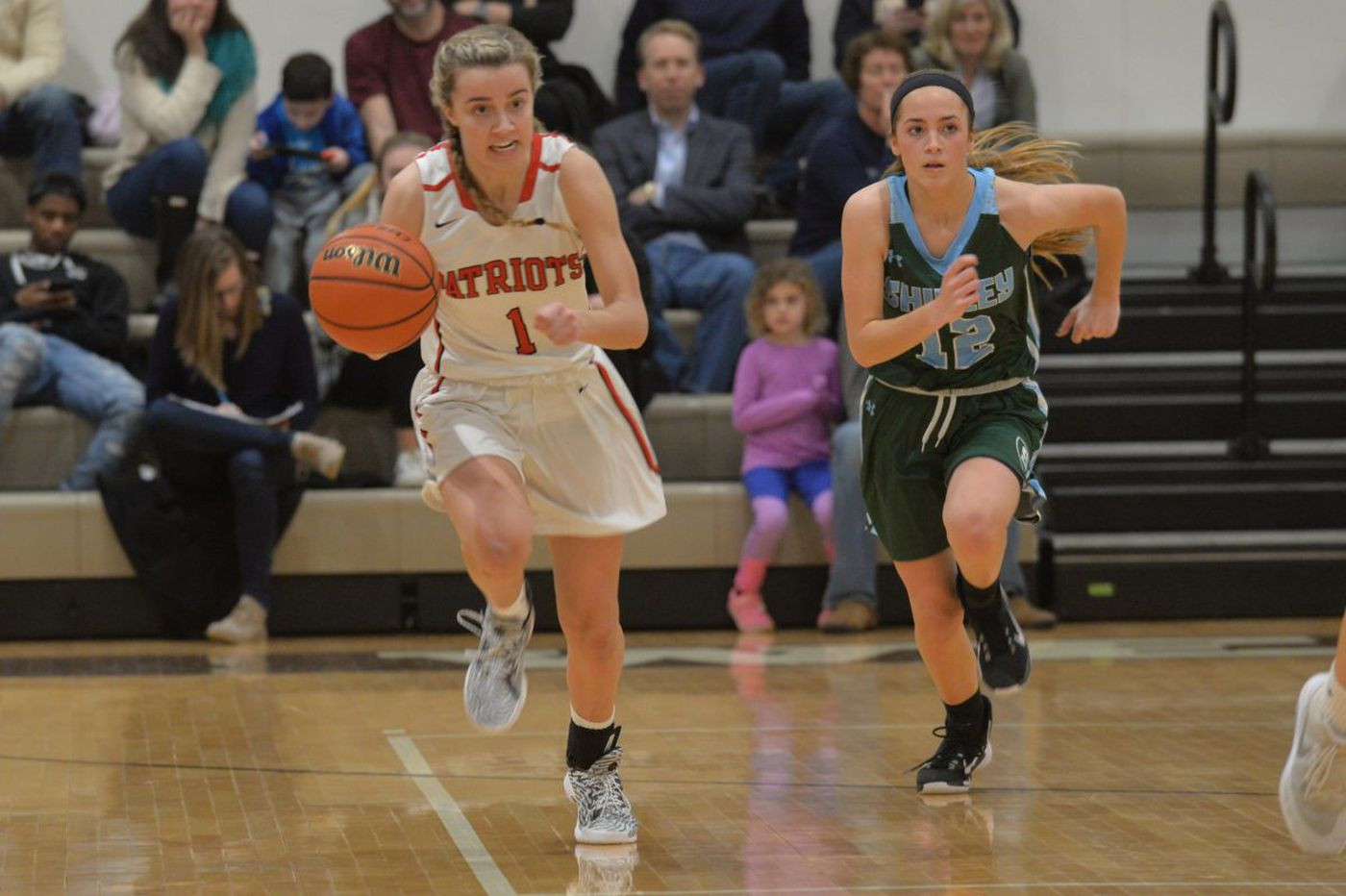 Many local girls are among players gaining national attention