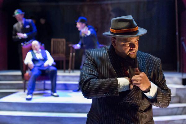 Bertolt Brecht's 1941 parody feels very 2019 in Lantern Theater's new show