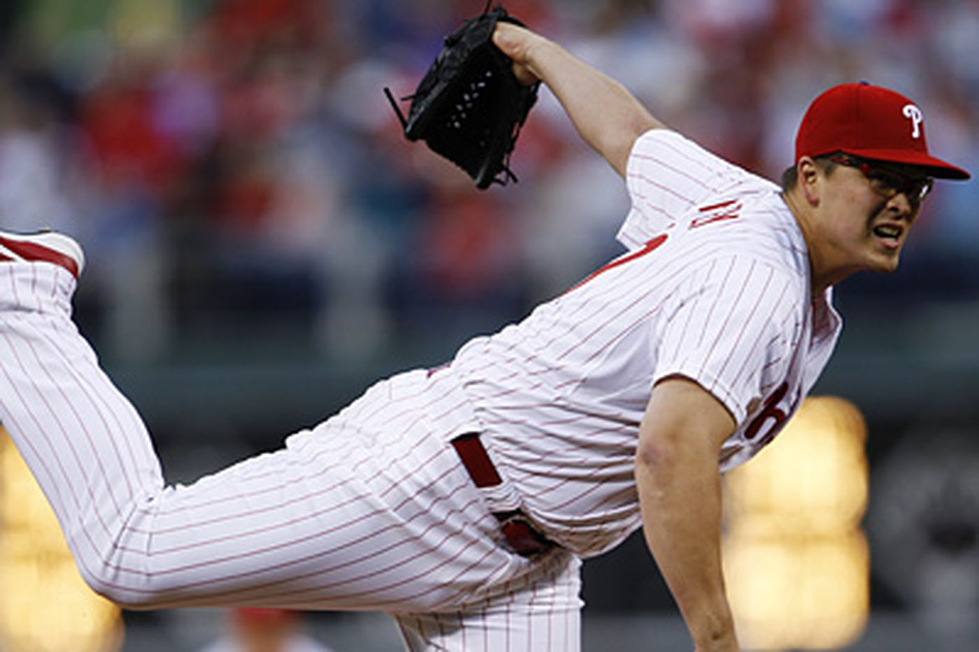 Phillies Notes: Worley looking better in triple A