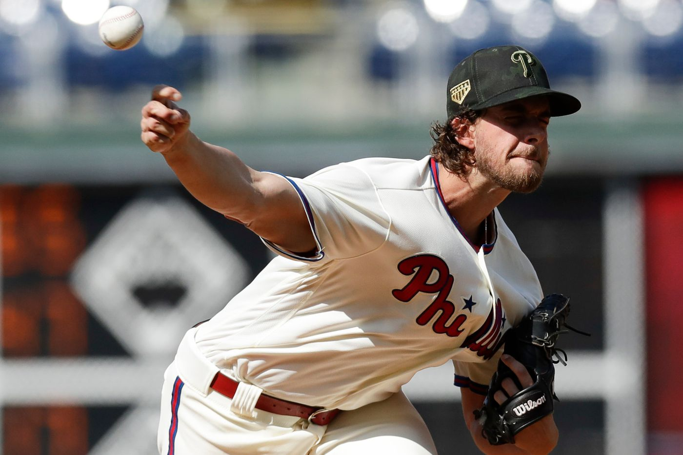 Aaron Nola will try to salvage split of Phillies' four-game series with Cubs | Extra Innings