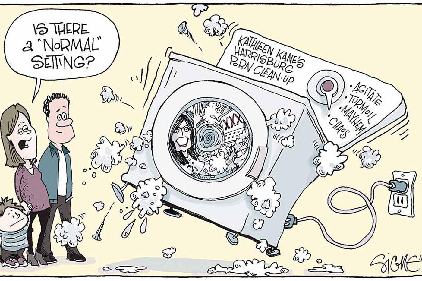 Daily Signe Cartoon 12/02/15