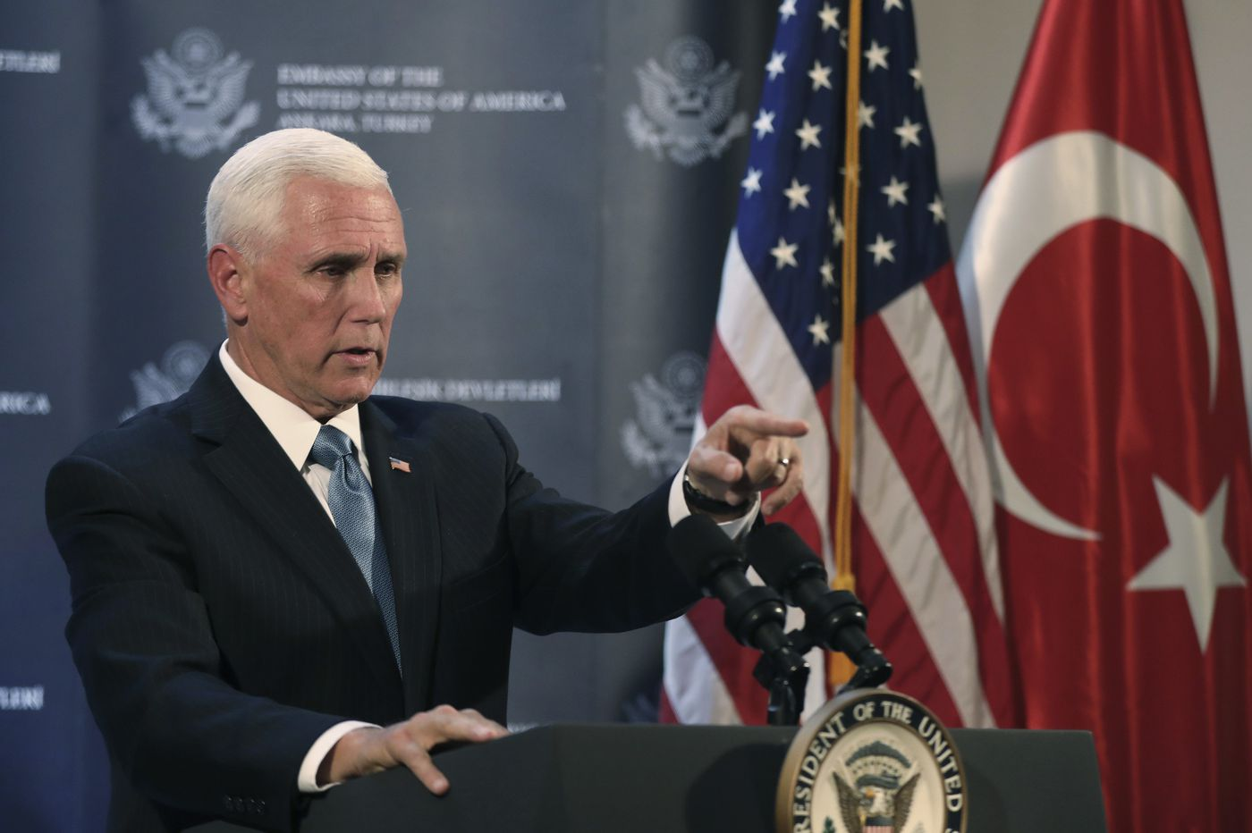 Pence to visit Pennsylvania glass maker, tout trade pact