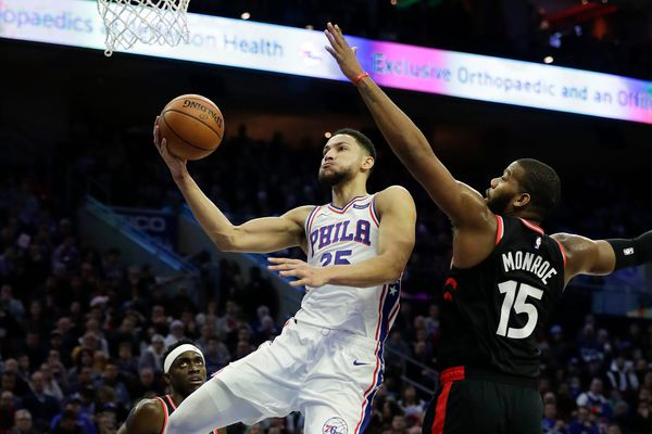 Sixers-Raptors: Joel Embiid and Ben Simmons punish in the post, young Sixers give flashes of greatness