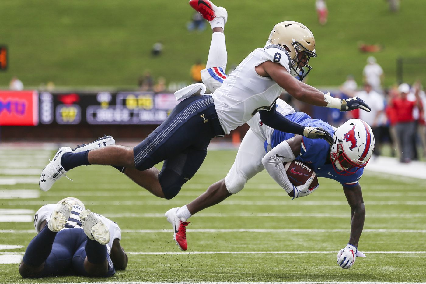 Unionville grad Elan Nash inspired by veteran father to play for Navy